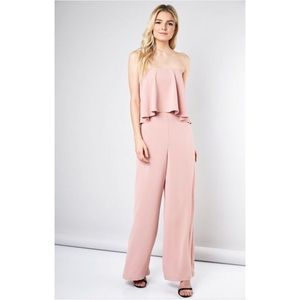 DO+BE jumpsuits in Blush or Dove